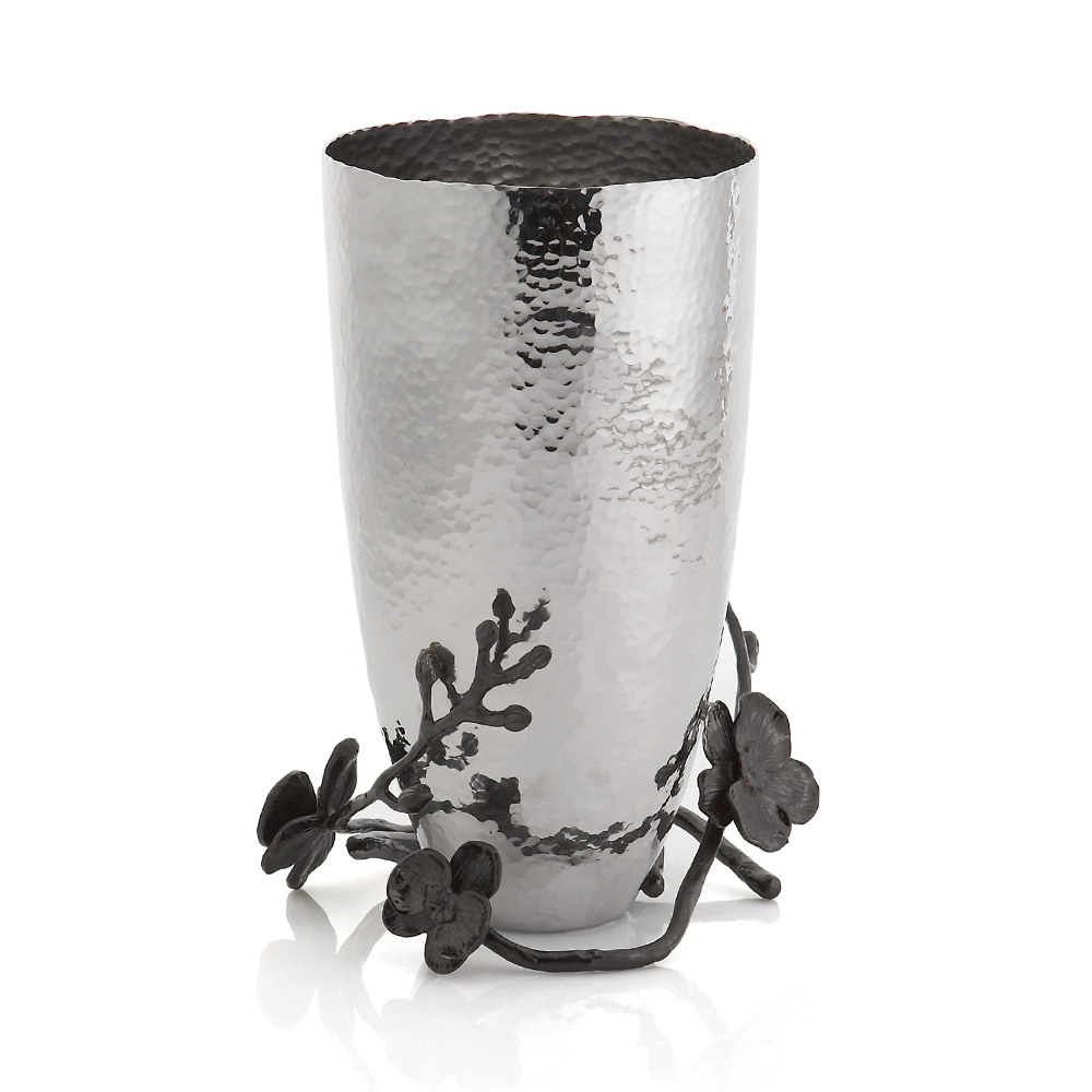 Black Orchid Vase Medium Boutique La Vie